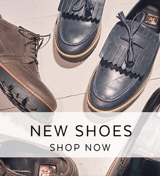 New Shoes. Shop Now.
